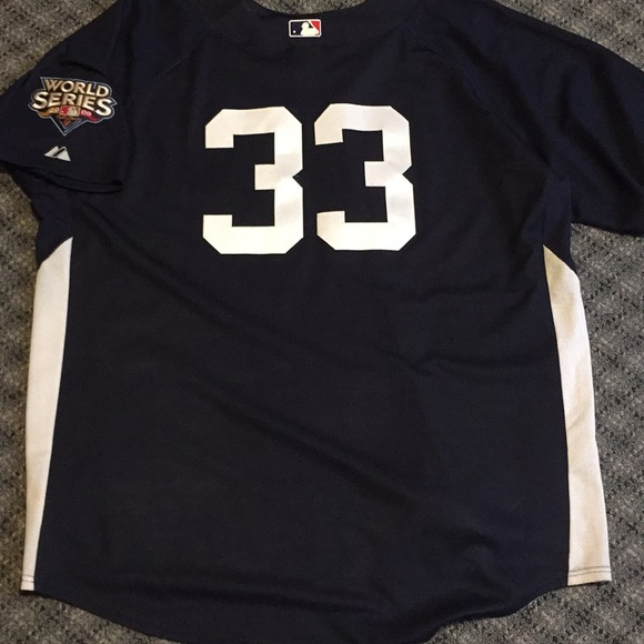 outlet store 14552 6820f Authentic New York Yankees Nick Swisher Jersey